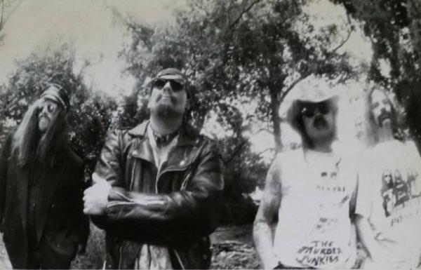 GG Allin and the Murder Junkies promo shot '93 (my fav)