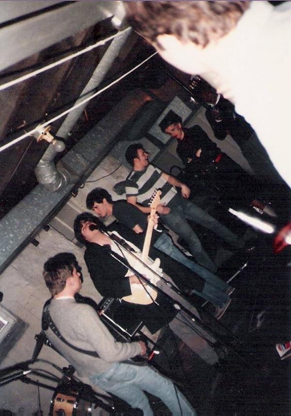 leading a drunken party '84