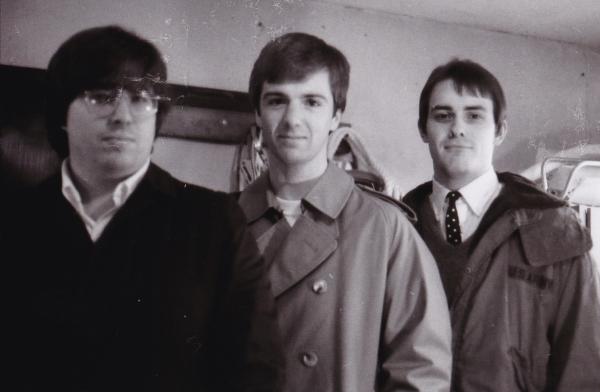 The Buzz promo shot '85