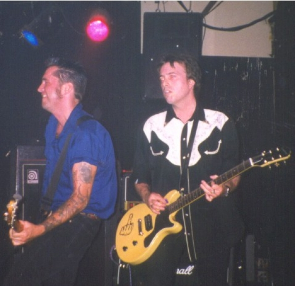 Candy Snatchers - Willy Johns and I, Dallas, TX ' 98