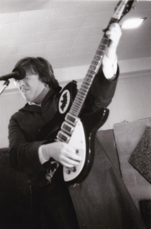 The Buzz Photo Shoot - '84