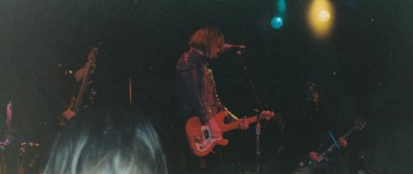 Chrome Cranks, Earliest live photo, Bogarts, Cinti, OH - '90