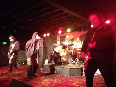 Murder Junkies - San Diego '13 (my last gig with them)