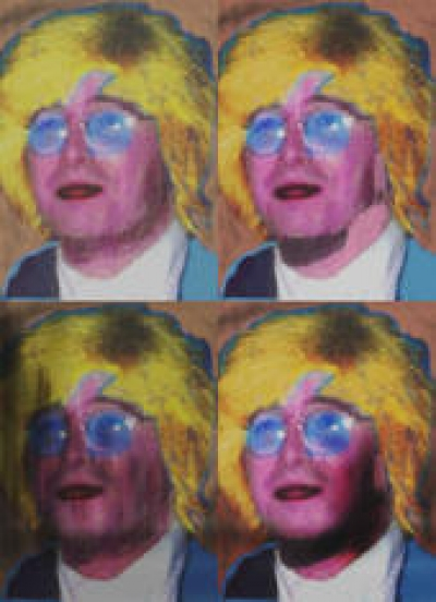 cause everybody needs a Warhol of themselves