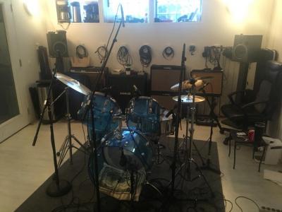 Tracking Studio Kit in Main Room