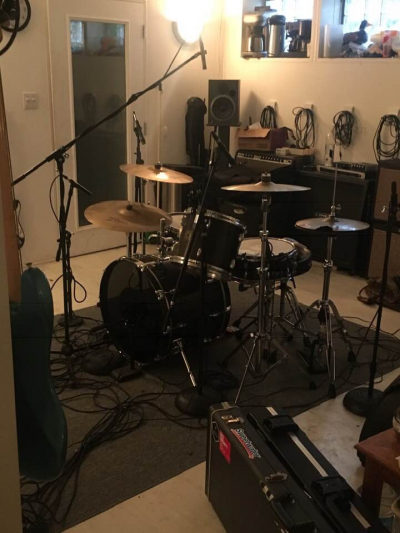 Tracking Drums in Main Room