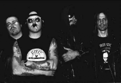 GG Allin and the Murder Junkies promo shot '91