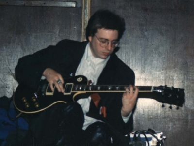 Human Zoo rehearesal - Jockey Club '87