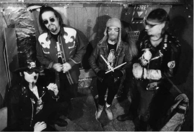 Murder Junkies promo shot '95