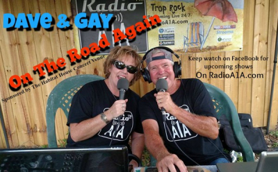 Our RadioA1A.com radio show which has been nominated radio show of the year by the Trop Rock Music Assn. for 2015