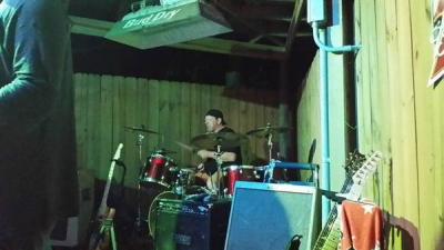 Dan on drums what a pleasure to play with him. Awesome Awesome drummer