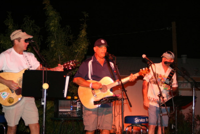 Party at the Butte with Jerry Gontang from Stars on the Water