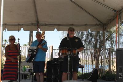 Great time at the pool stage Laughlin Nv