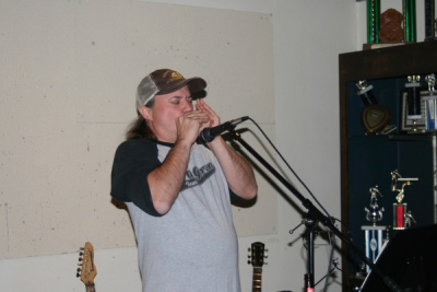 Man can Kevin play that harmonica on Keep Your Hands to Yourself @ VFW
