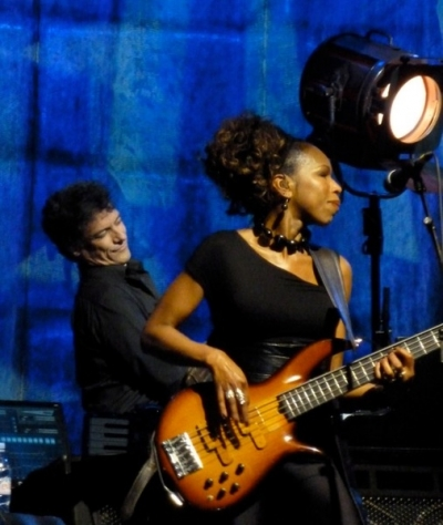 Rockin with Oneida James Rebeccu