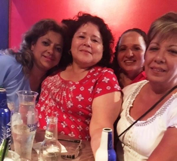 Maria, Mary, Glo & Jeri
