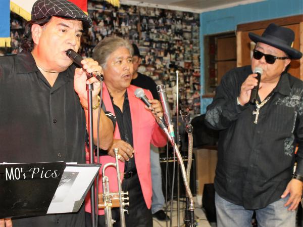 Robert Ramos, Luis Ramirez & Alex Garibay 2017