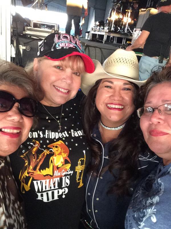 Janie Martinez, Connie Chaverra, Ms. Martinez, Mary Garibay