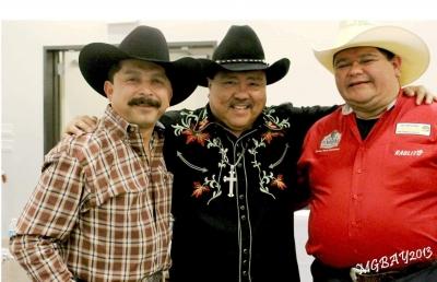Emilio & Raul Navaira, Alex Garibay