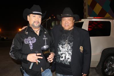 Davod Olivares & Alex Garibay
