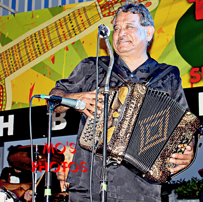 Tejano Hall of Famer Ruben Loredo