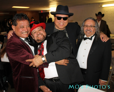 Ruben Loredo, Jose Martinez, Alex G, Bu Bu Martinez