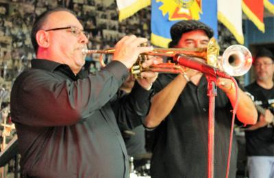 Rudy Leal & Robert Ramos