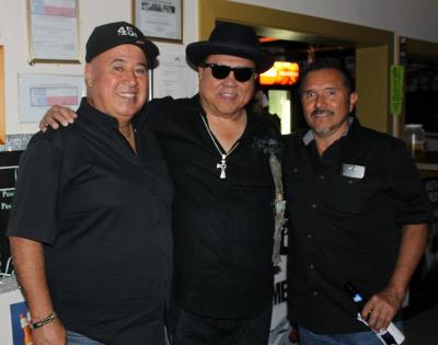 Alex Birthday 2018 Terry Garza, Alex G, Phillip Ojeda
