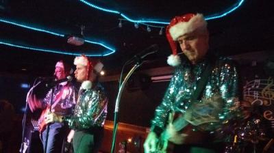 Christmas Show at Rhythm House