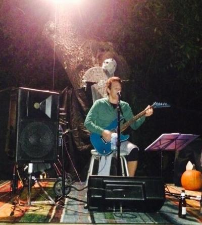 Halloween Party, Belview, Florida