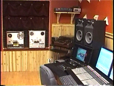 studio A left