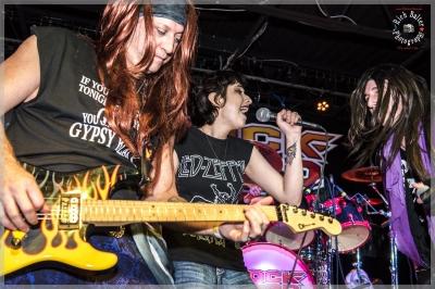 RockHards w/guest singer Chelsea @ thr Reunion Show