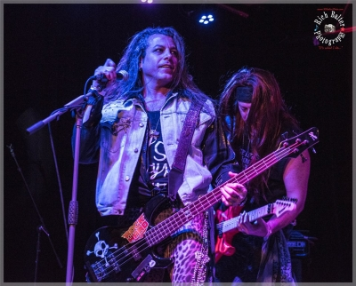 Roxy Knight & Gypsy Black RH Reunion Show