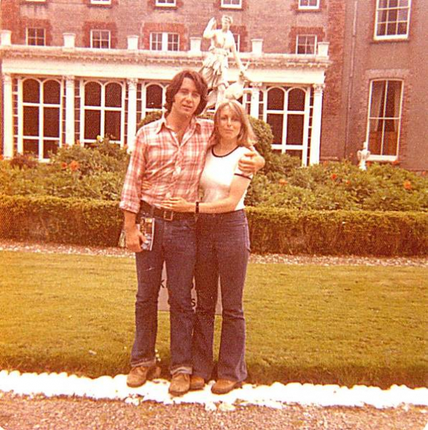 <p>&nbsp;Bantry House, near Cork, July, 1974</p>