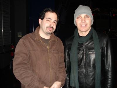 Joe Satriani Meet and Greet