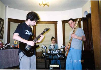 The Komlos Siblings Band