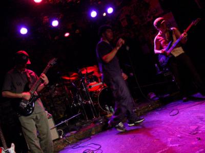 The Jade Monkey live at CBGB's