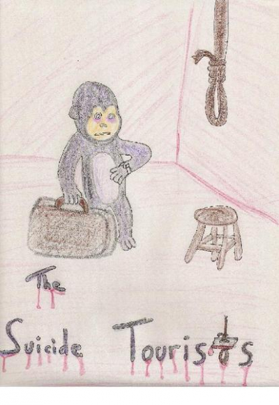 The Suicide Tourists artwork by Marty J