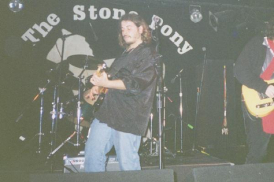 At the Stone Pony 2002