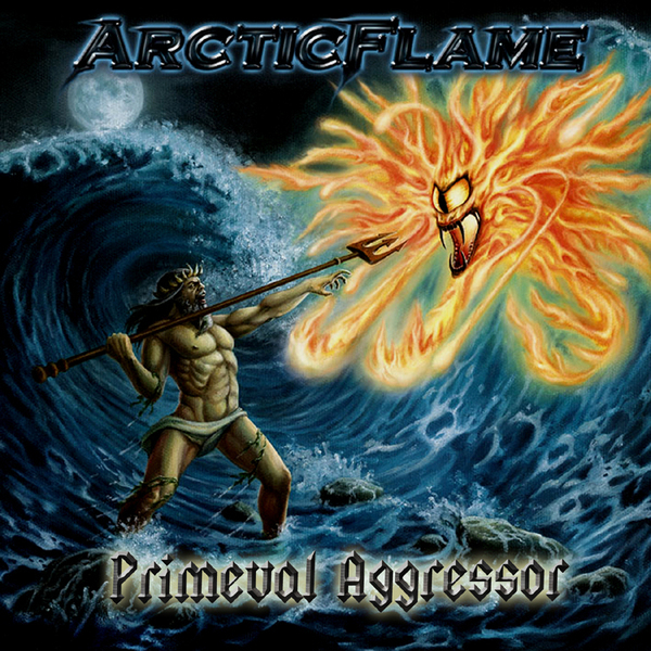 <p>&quot;Primevel Aggressor&quot; Battle Cry Records, Artist - Jowita Kaminska</p>