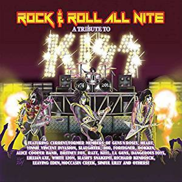 <p>Various Artists&nbsp; Rock n Roll All Nite: A Tribute to KISS&nbsp; 1974-2014&nbsp;&nbsp; Versailles Records&nbsp;&nbsp;&nbsp;&nbsp;&nbsp;&nbsp; MPG performs &quot;Unholy&quot;</p>