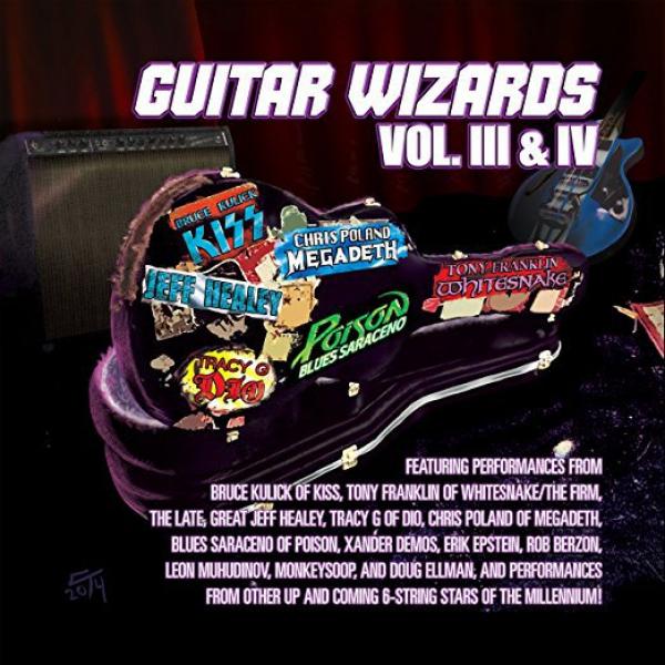 <p>Various Artists - Guitar Wizards Vol 3 &amp; 4&nbsp;&nbsp; Versailles Records 2014&nbsp;&nbsp;&nbsp; ArcticFlame performs &quot;Falkenfels&quot;</p>