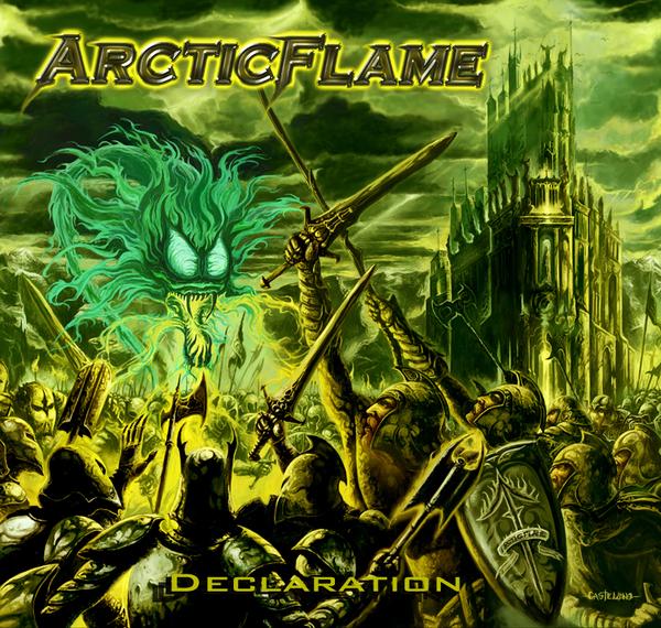 <p>ArcticFlame - Declaration&nbsp;&nbsp; Pure Steel Records&nbsp; (Germany)&nbsp; 2008</p>