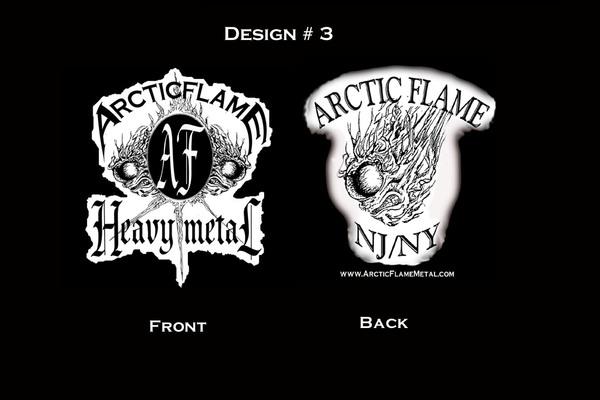 <p>AF crest design, M-XXL $10.00</p>