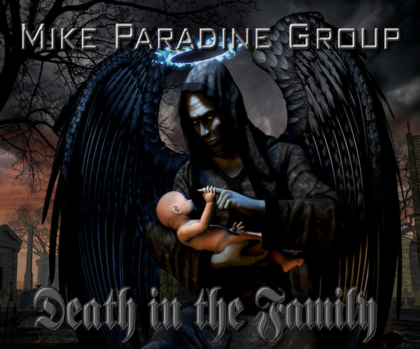 <p>MPG (Mike Paradine Group) - Death in the Family&nbsp;&nbsp; Self release&nbsp; 2012&nbsp;&nbsp;&nbsp; </p>