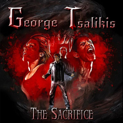 <p>George Tsalikis - The Sacrifice   Pure Steel Records 2016    Mike Paradine supplies the drum work for first solo album from Zandell vocalist, George Tsalikis.</p>