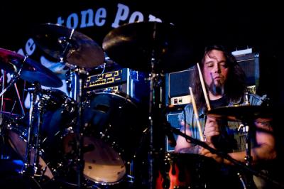 <p>Stone Pony...Paul DiAnno show</p>