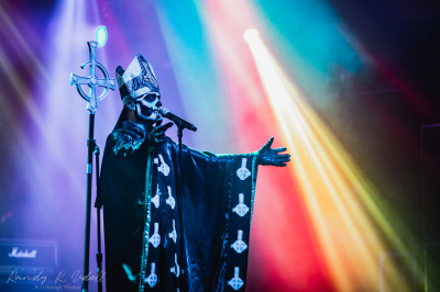 Ghost L.V.  - Ghost Tribute Band