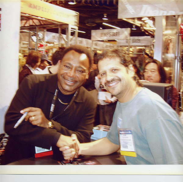 George Benson and Mark