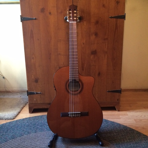 Cordoba C5-CET Classical Guitar